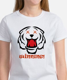 Tiger Blood Winning! Women's T-Shirt