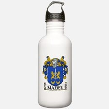 Maher Coat of Arms Water Bottle