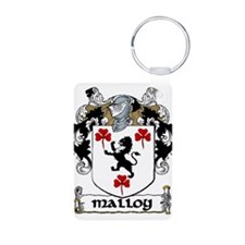 Malloy Coat of Arms Keychains