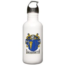 Maloney Coat of Arms Water Bottle