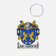 Meagher Coat of Arms Aluminum Photo Keychain