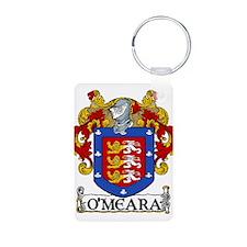 O'Meara Coat of Arms Aluminum Photo Keychain