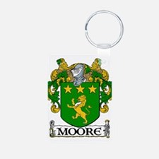 Moore Coat of Arms Keychains