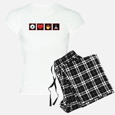 I Love Firefly Pajamas