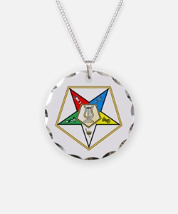 Grand Organist Necklace