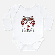 Mullen Arms Long Sleeve Infant Bodysuit