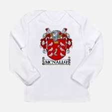 McNally Coat of Arms Long Sleeve Infant T-Shirt