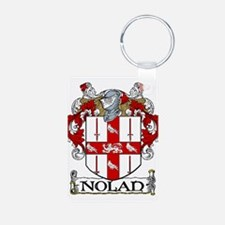 Nolan Coat of Arms Keychains