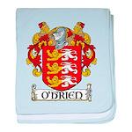 O'Brien Coat of Arms baby blanket