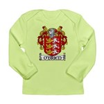 O'Brien Coat of Arms Long Sleeve Infant T-Shirt