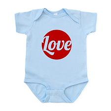 Cool Japan earthquake Infant Bodysuit