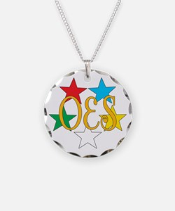OES Circle of Stars Necklace