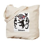 Abeare Coat of Arms Tote Bag