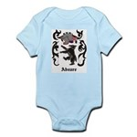 Abeare Coat of Arms Infant Creeper