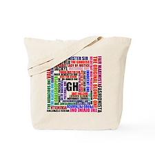 Unique Generalhospitaltv Tote Bag