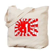 Japan Relief White Tote Bag