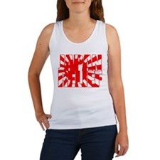 Japan Relief White Women's Tank Top