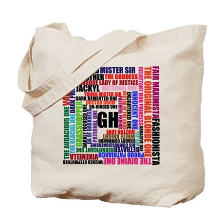 SPINELLI Tote Bag