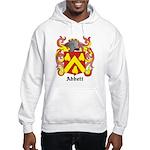 Abbett Coat of Arms Hooded Sweatshirt