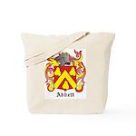 Abbett Coat of Arms Tote Bag
