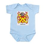 Abbett Coat of Arms Infant Creeper
