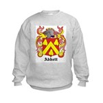 Abbett Coat of Arms Kids Sweatshirt