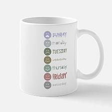 Fonts of the Week Mug