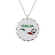 Soccer ITALIA Necklace