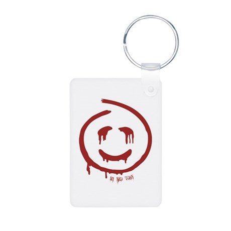 The Mentalist by Red John Aluminum Photo Keychain