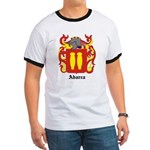 Abarca Coat of Arms Ringer T