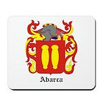 Abarca Coat of Arms Mousepad