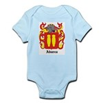 Abarca Coat of Arms Infant Creeper