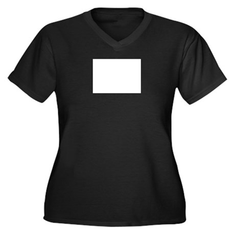 Plain Plus Size T-Shirt