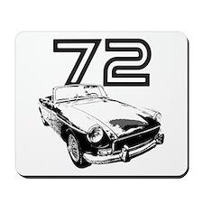 1972 MG Midget Mousepad
