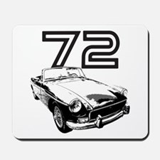 1972 MG Midget Mousepad