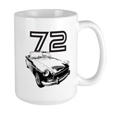 1972 MG Midget Mug
