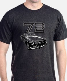 1972 MG Midget T-Shirt