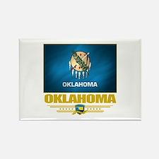 Oklahoma Pride Rectangle Magnet