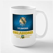 Oklahoma Pride Large Mug