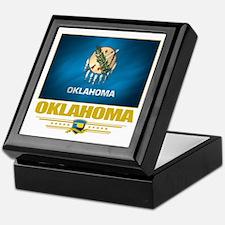 Oklahoma Pride Keepsake Box