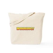 Charlie Winning! Tote Bag