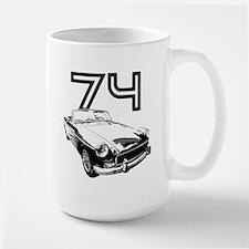 1974 MG Midget Mug