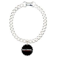Grey's Anatomy Charm Bracelet, One Charm