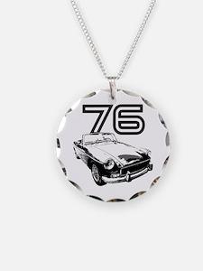 1976 MG Midget Necklace