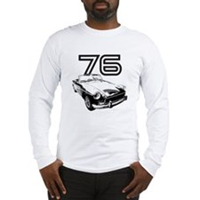 1976 MG Midget Long Sleeve T-Shirt