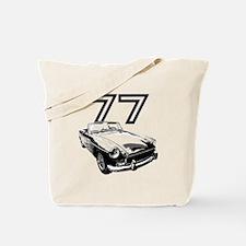 1977 MG Midget Tote Bag