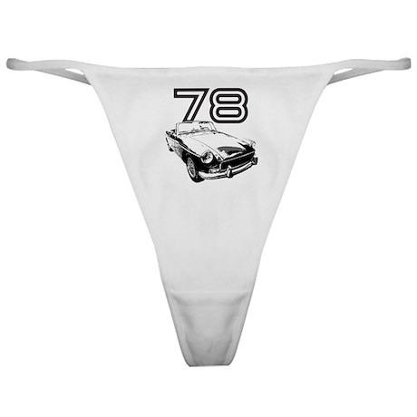 1978 MG Midget Classic Thong