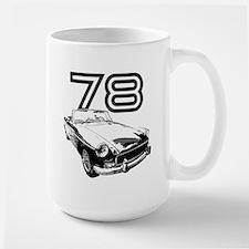 1978 MG Midget Mug