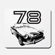 1978 MG Midget Mousepad
