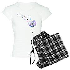 Blowing Dandelion Colorful Pajamas